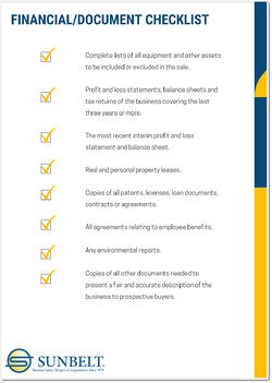 Financial Checklist-1
